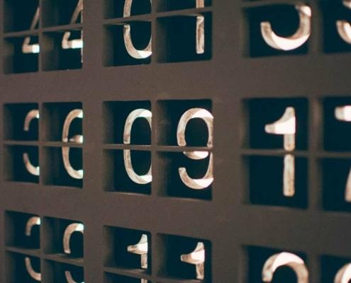 Los números más premiados en la bonoloto