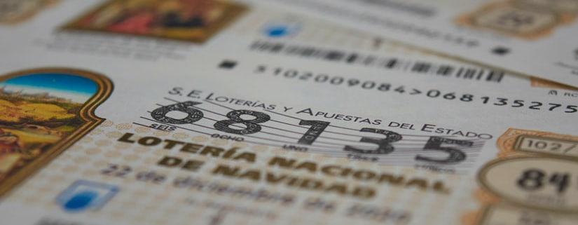 ¿Cómo funciona la lotería de navidad?